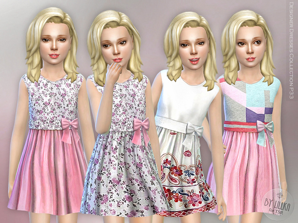 Designer Dresses Collection P33 by lillka