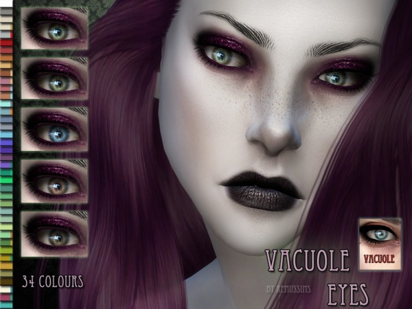 Vacuole Eyes by RemusSirion