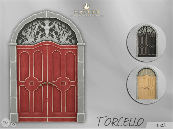 Madlen Torcello Door by MJ95