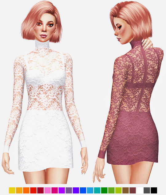 ELLIE DRESS by its-leeloo