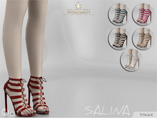 Madlen Salina Shoes by MJ95