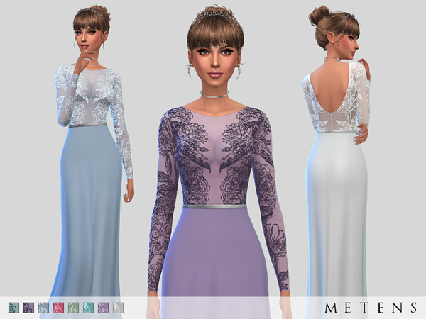 Versailles Dress by Metens