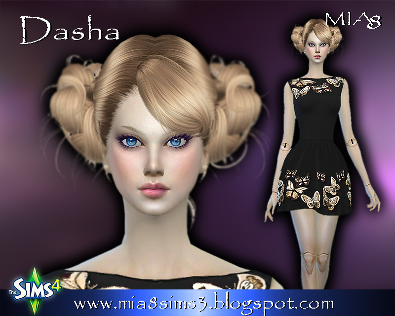 Dasha (doll) by Mia8