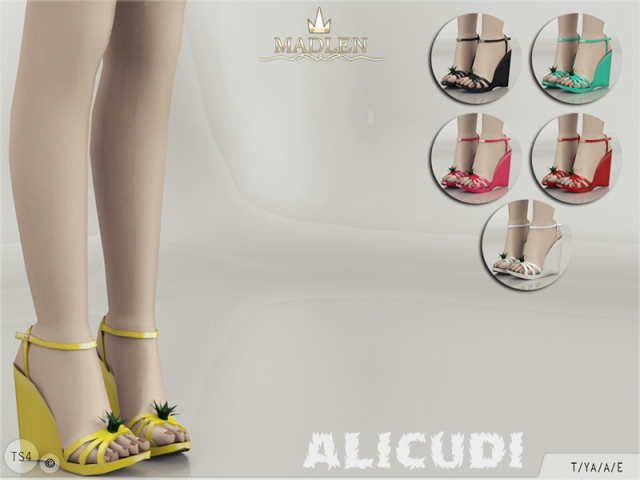 Madlen Alicudi Shoes by MJ95