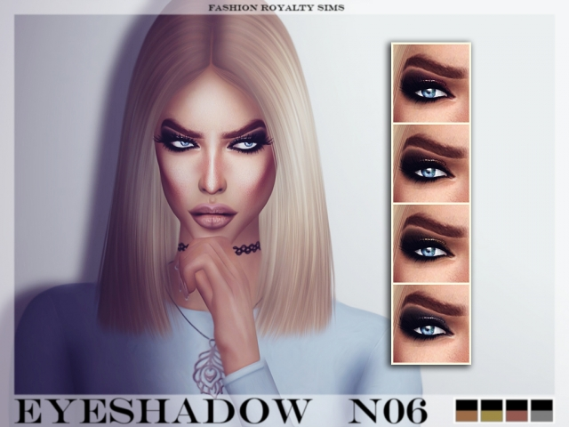 Eyeshadow N06 by fashionroyaltysims