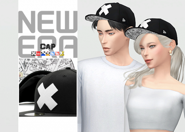 New Era Cap by waekey