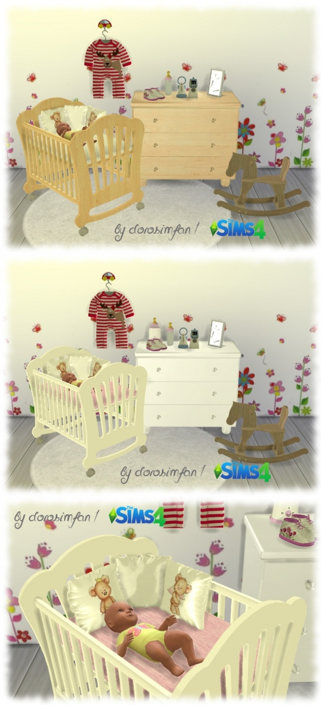 "Nursery Set "" Ava"" by Dorosimfan1"
