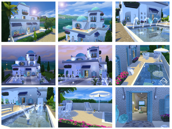 Santorini Era 21 by Devirose