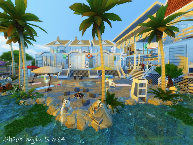 VIP Beach Resort by jeisse197