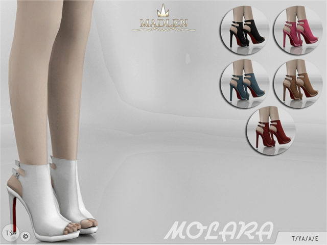 Madlen Molara Boots by MJ95