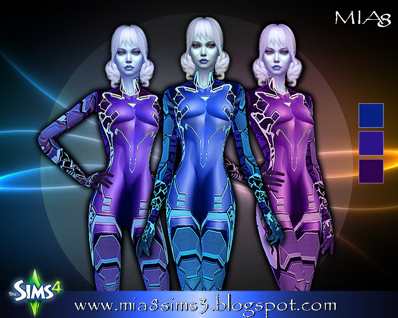 Womens jumpsuit (3 colors) by Mia8