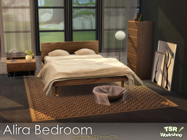 Alira Bedroom by sim_man123