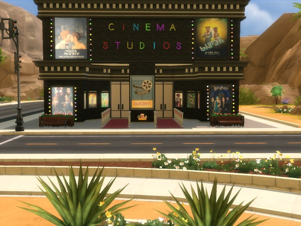 Cinema Studios by k.hewitt5