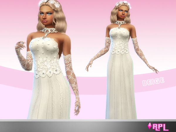 Bridal 03 Wedding set by RobertaPLobo