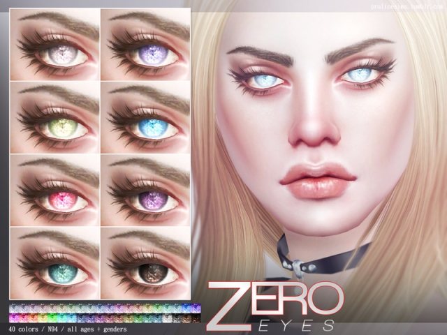 Zero Eyes N94 by Pralinesims