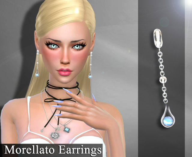 Morellato Earrings by Genius666