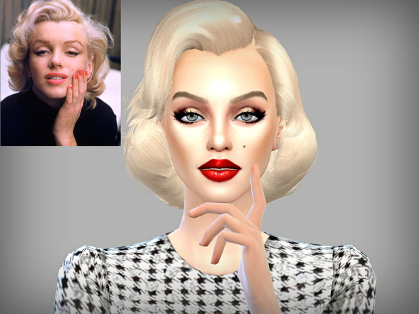 Marilyn Monroe by Softspoken