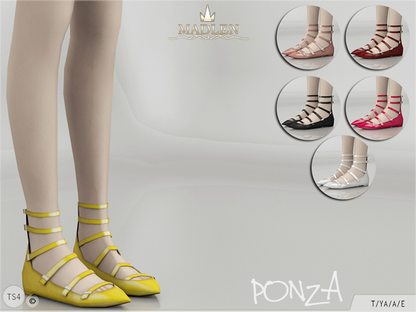 Madlen Ponza Shoes by MJ95