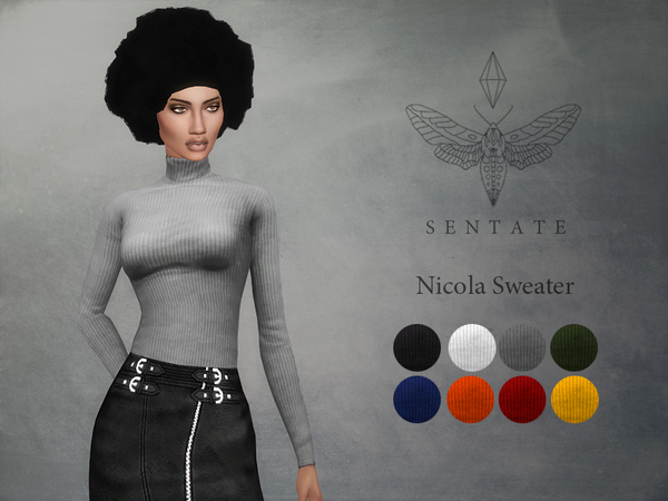 Nicola Sweater by Sentate