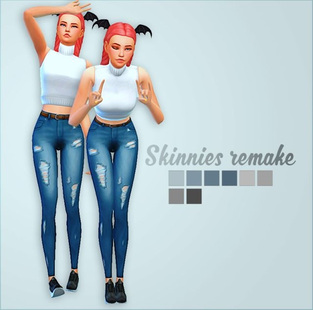 Skinnies Remake by CrazyCupcakefr
