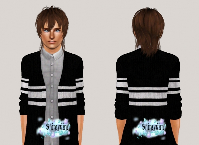 Newsea TokyoNight is converted & retextured by ShimydimSims