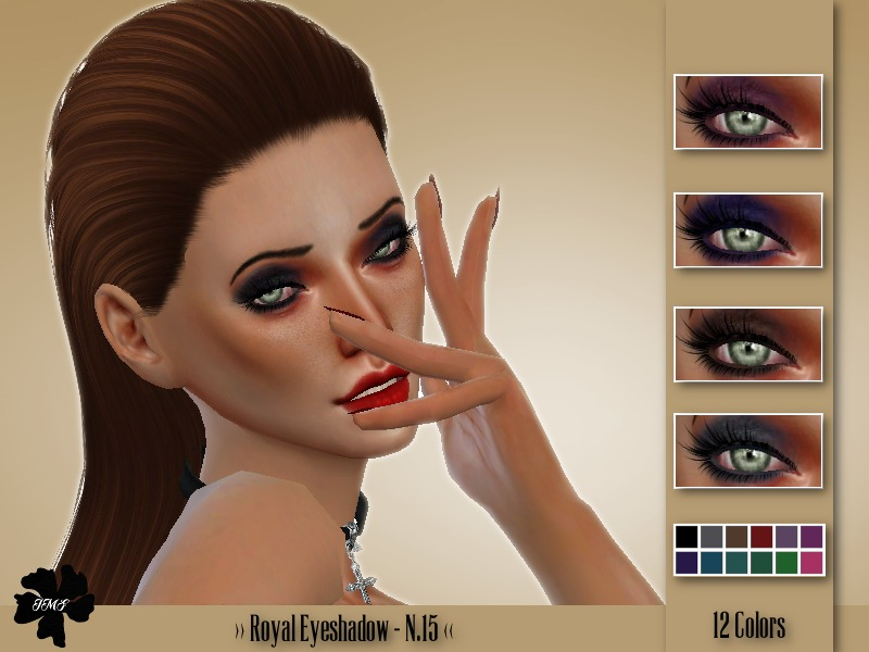 IMF Royal Eyeshadow N.15 by IzzieMcFire