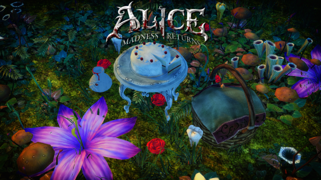 Alice Madness Returns: Props Set by Mimoto