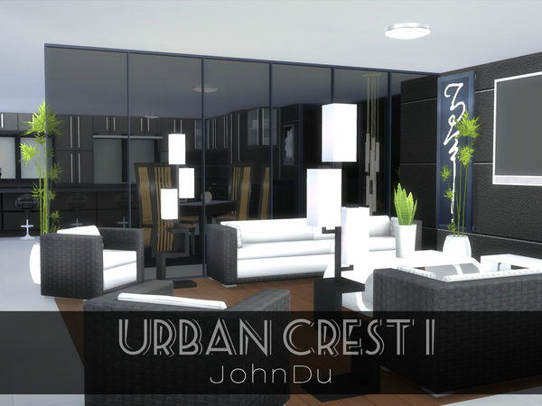 Urban Crest 1 by johnDu