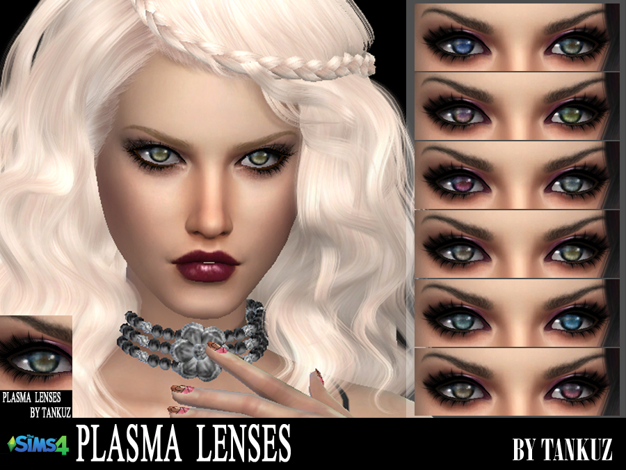 Plasma Lenses by Tankuz
