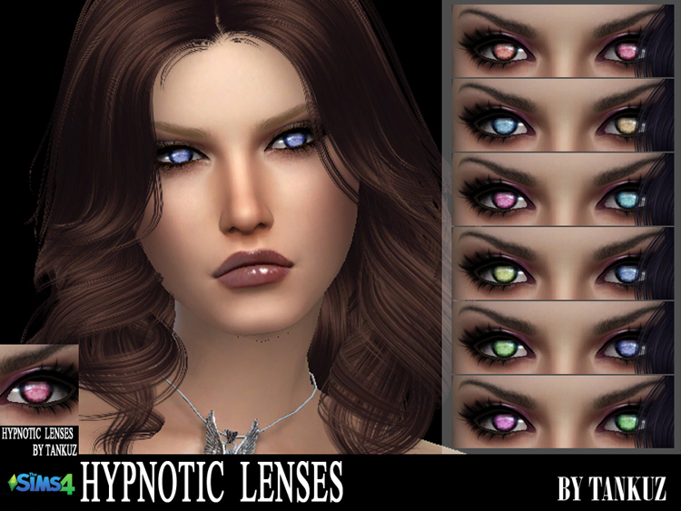 Hypnotic Lenses by Tankuz