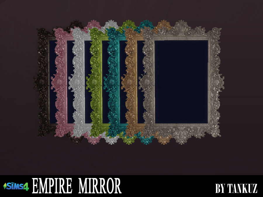 Empire Mirror by Tankuz