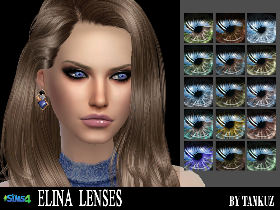 Elina Lenses by Tankuz