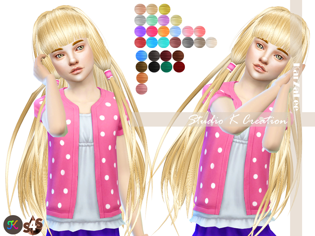 Animate hair59 - Chobits - kids by Karzalee