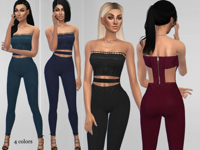 Lauren Jumpsuit by puresim