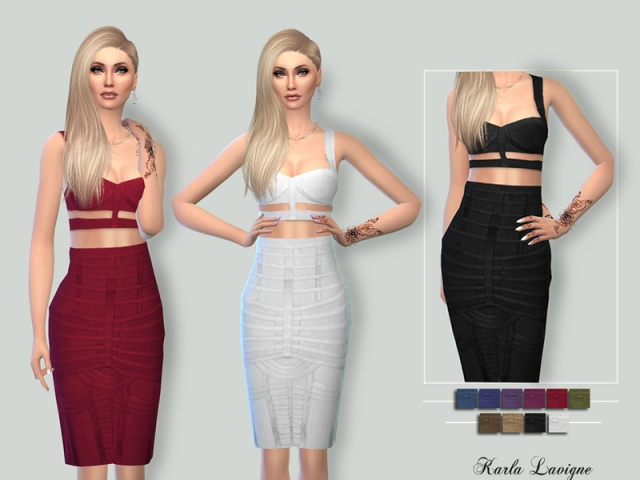 Ella Dress by Karla Lavigne