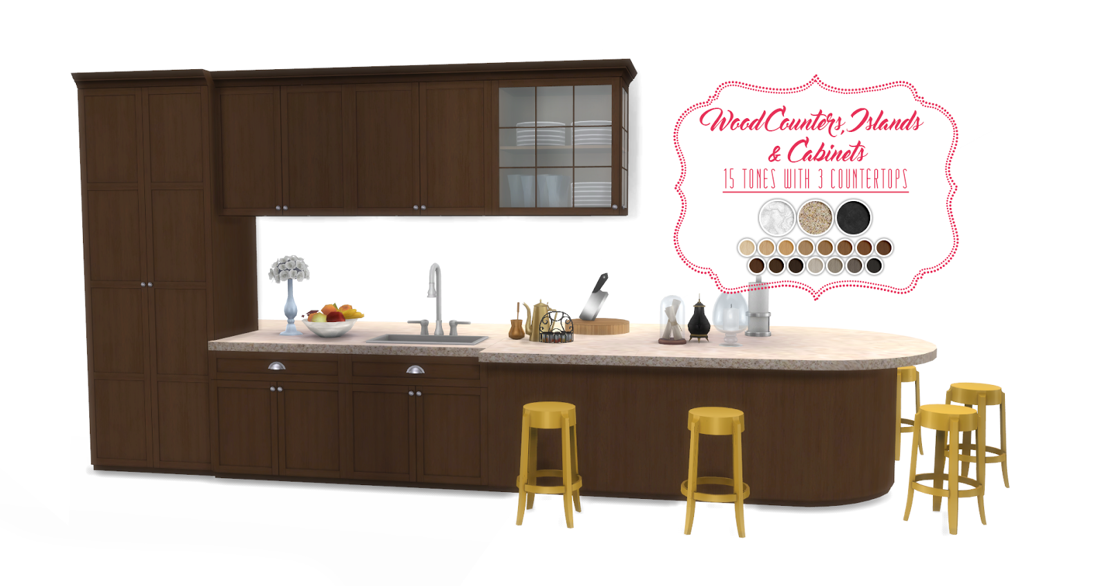 Updated Shaker Kitchen by Peacemaker ic