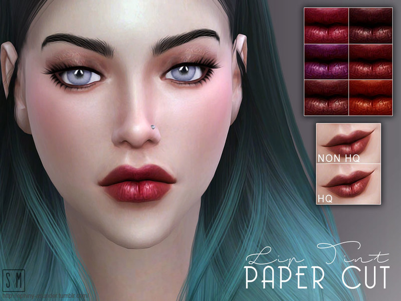 Paper Cut - Lip Tint by Screaming Mustard