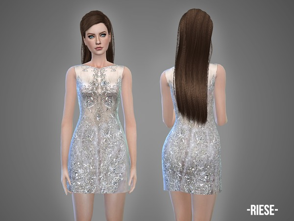 Riese - dress by -April-