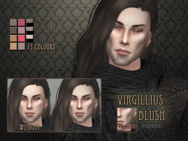 Virgillius Blush by RemusSirion