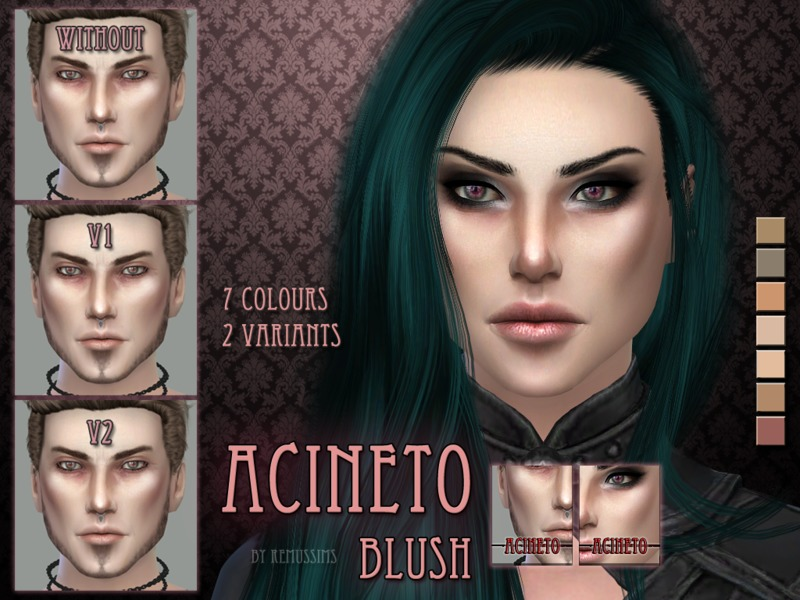 Acineto Blush by RemusSirion