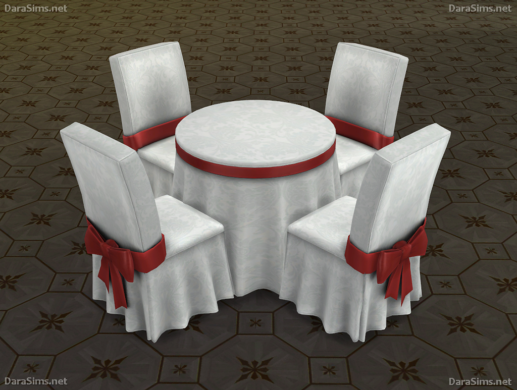 Festive Dining Set by Dara