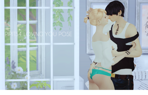 Loving you pose by pipisims4