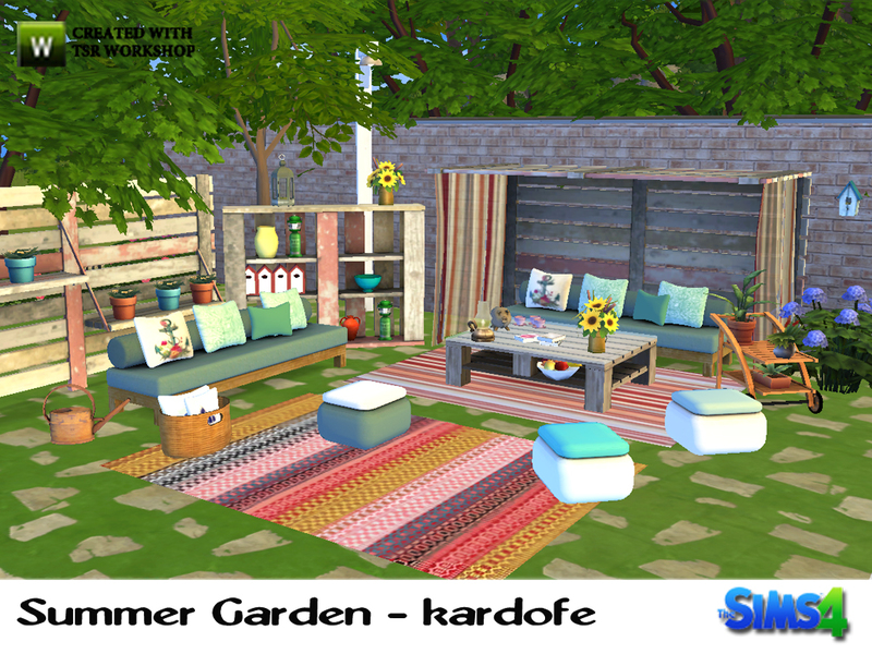kardofe_Summer Garden by kardofe