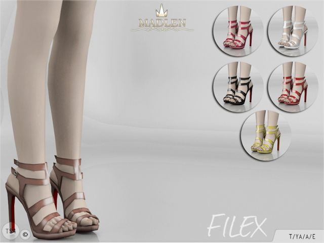 Madlen Filex Shoes by MJ95