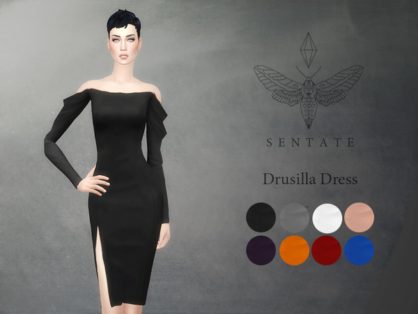 Drusilla Dress by Sentate