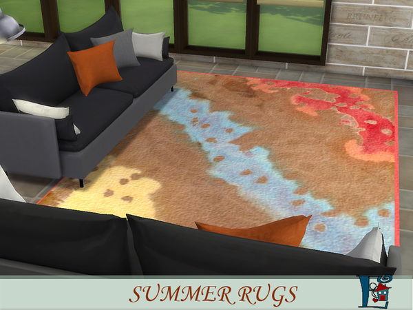 Summer rugs by evi