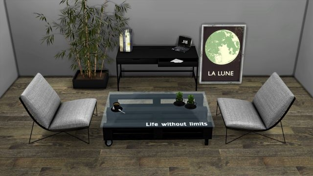 Life Without Limits Living Room Set by Leo-Sims