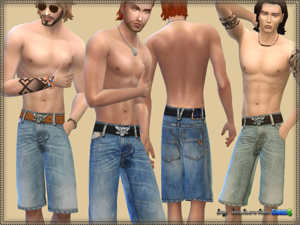 Shorts Jeans by bukovka