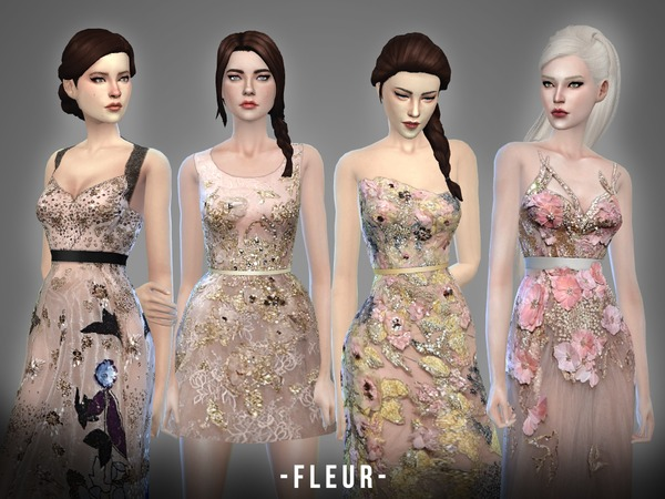 Fleur - collection by -April-