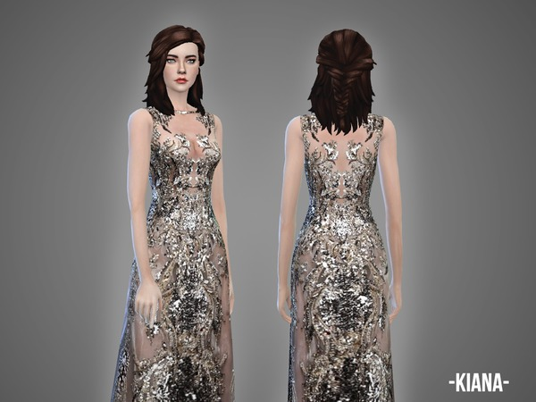 Kiana - gown by -April-